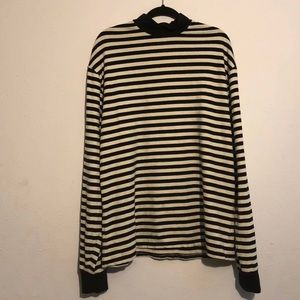 Fear of god 100% authentic striped long sleeve l/s